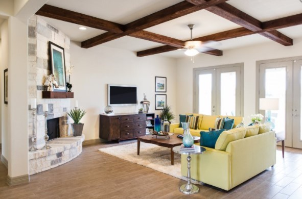 Interior Design Services Bring the Most out of a Living Room